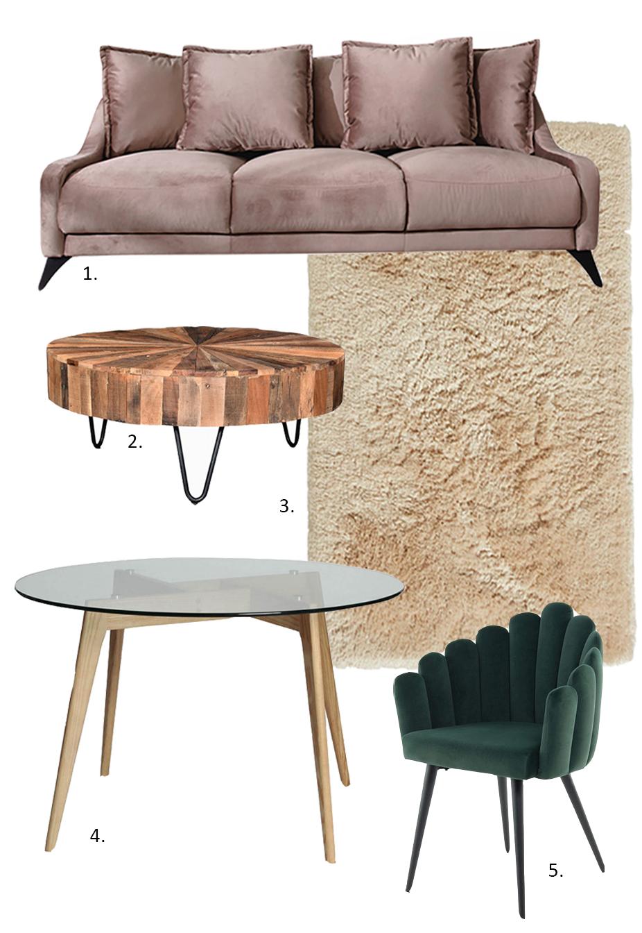 selection shopping de marion aventure maison deco avec des meubles bobochic