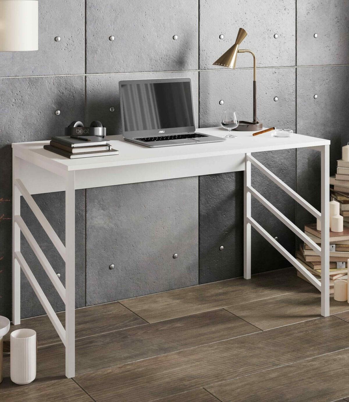 aménager chambre ado stylée cosy bureau style industriel Bobochic