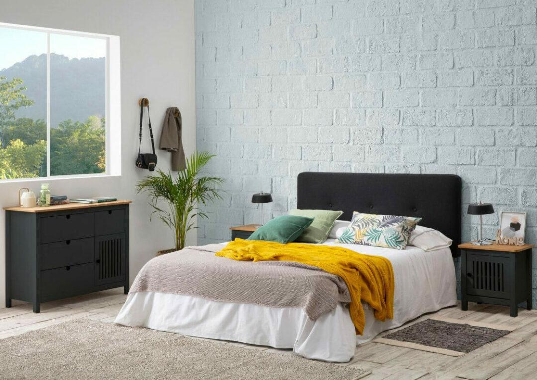 chambre ado stylée meuble moderne idée déco design pas cher Bobochic