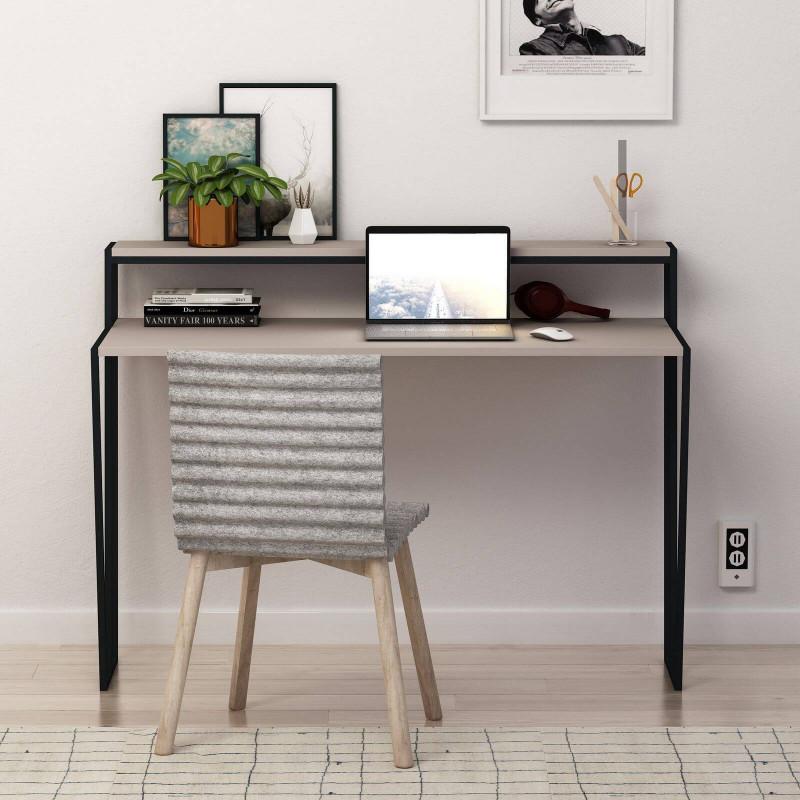 idée déco chambre ado travail espace devoir meuble design moderne pas cher Bobochic