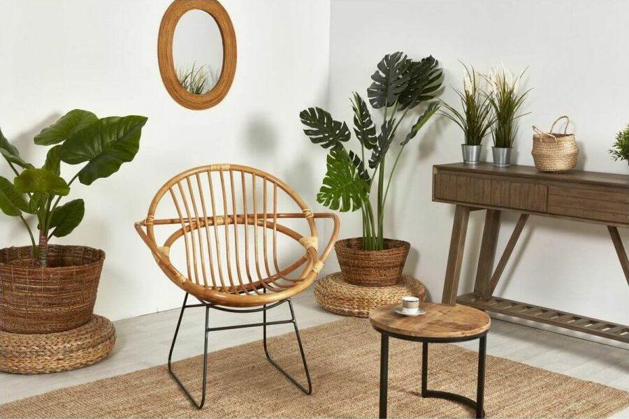 bien choisir meuble rotin pour véranda fauteuil