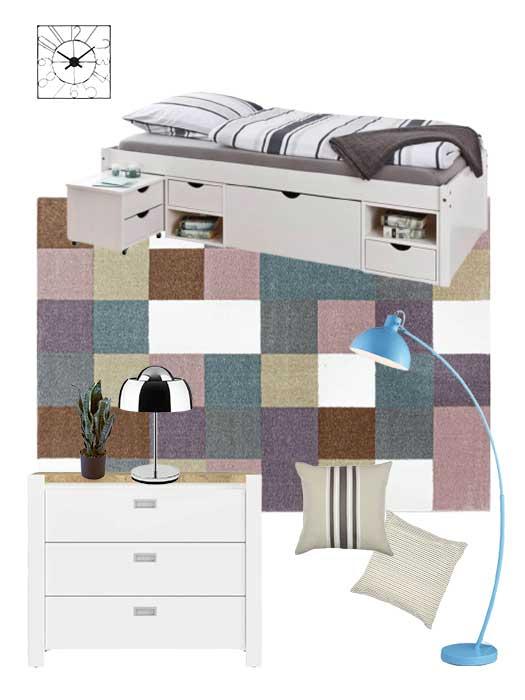 aménagement chambre enfant avec style avec les meubles bobochic