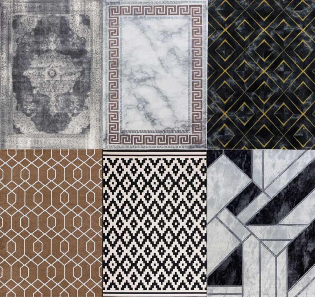 Motif de tapis pour choisir couleur de son tapis bobochic