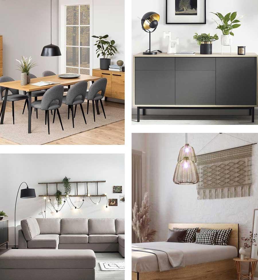 nouvelles tendances déco 2021 avec du mobilier Bobochic