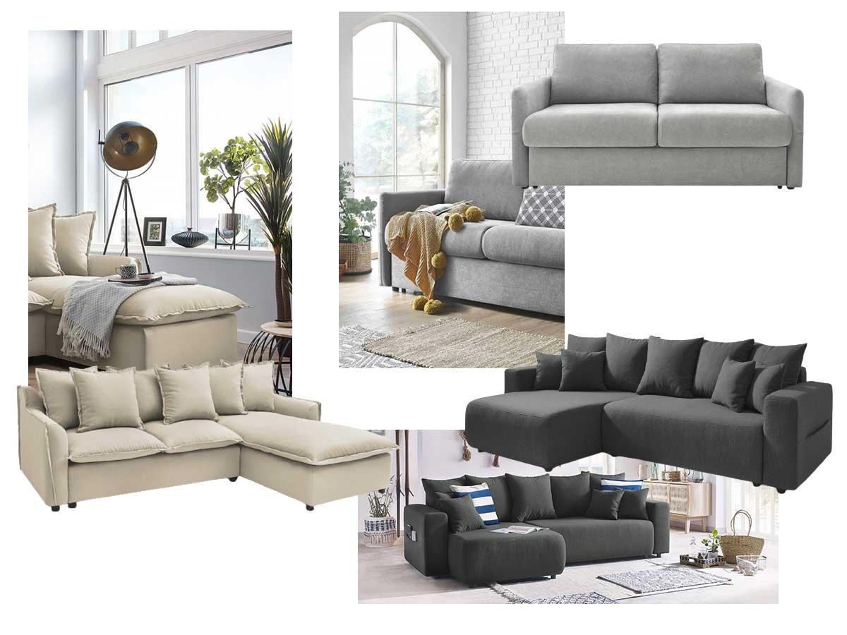 choisir un canapé d'angle pour un petit salon