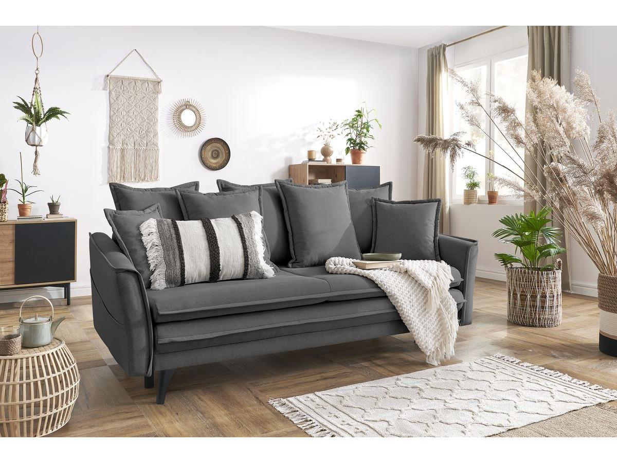 choisir le bon canapé pour un petit salon avec le modèle seychelles de bobochic