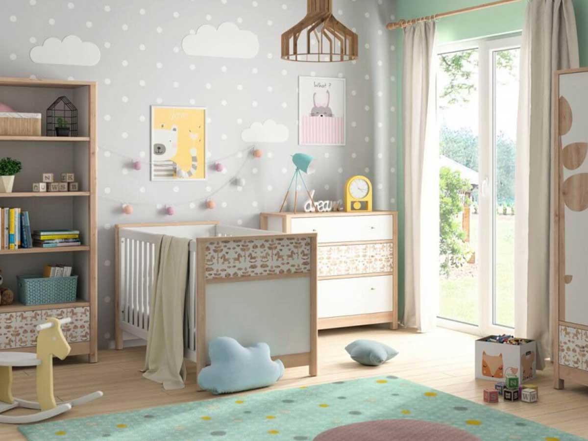 éclairage veilleuse chambre bébé mauvaise idée