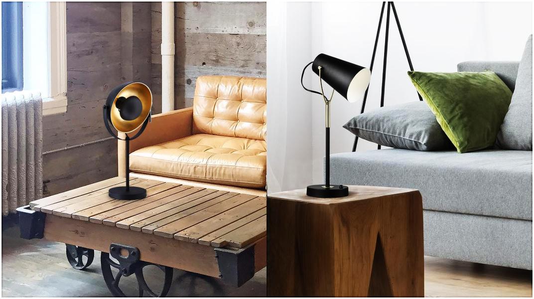 Les luminaires discrets et design, parfait pour accompagner votre espace de travail.